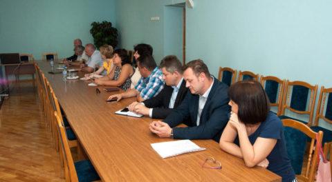 Круглый стол в Краснознаменске