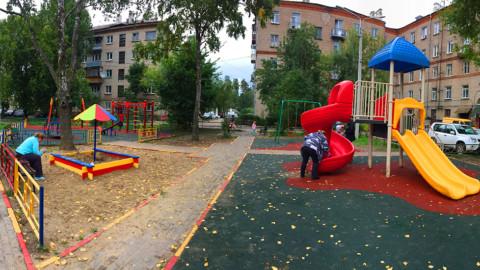 Новые дворы Ногинска