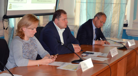 Министр ЖКХ Московской области встретился с общественниками Подмосковья