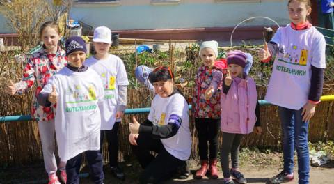 Главное событие месячника благоустройства в Подмосковье состоялось