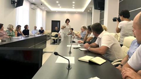 Подготовку многоквартирных домов к зиме обсудили в Химках