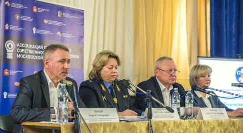 О работе Совета дома рассказали на открытом уроке в Чехове
