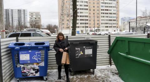 Управдомы стоят на страже своевременного вывоза мусора в Подмосковье