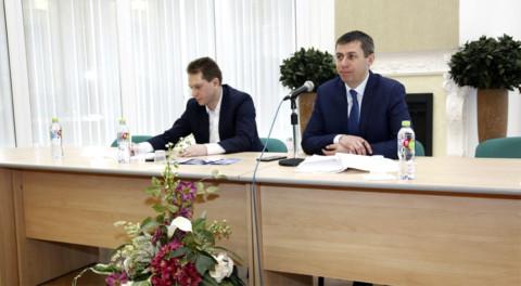 Первый в этом году форум «Управдом» в Дмитрове