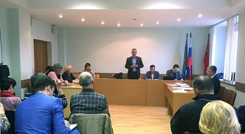 Новое отделение Ассоциации председателей советов МКД приступило к  работе в Жуковском
