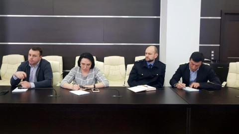 Первое совещание комиссии по контролю УК в Химках