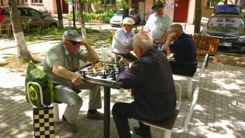 Шахматные турниры по-соседски в Краснознаменске