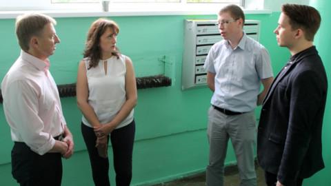 Капремонт и ремонт подъездов в Лыткарино