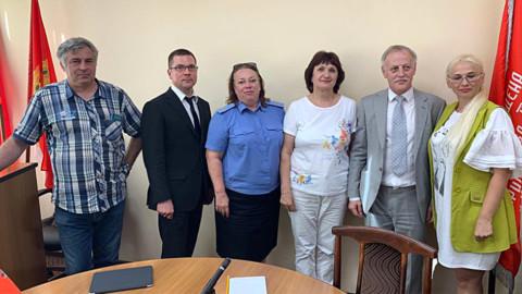 В Серпухове проверили готовность МКД к отопительному сезону