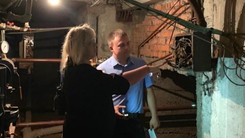 В Электростали проверили готовность МКД к отопительному сезону