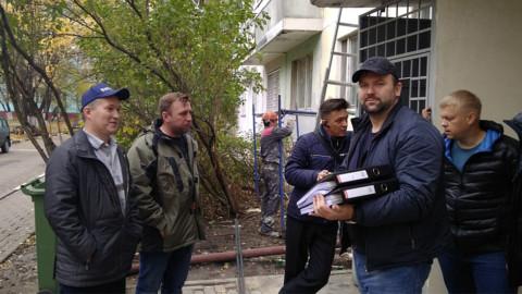 Контроль работ по капитальному ремонту в Реутово