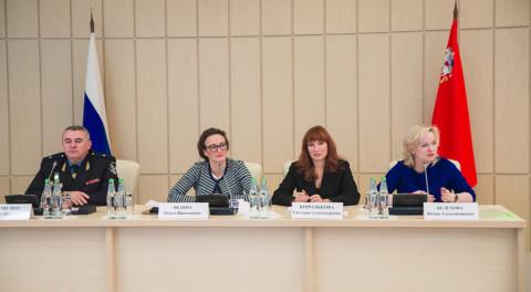 Открытое совещание о подведении  итогов подготовки многоквартирных домов к эксплуатации в осенне-зимний период