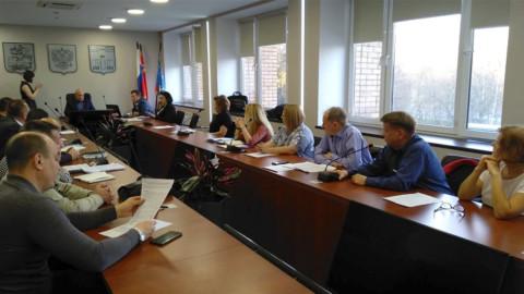 Привести договор управления в соответствие с законодательством. Встреча в Красногорске