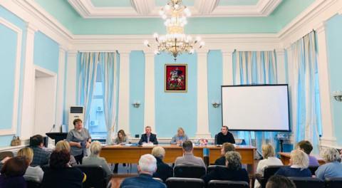 Заседание Координационного совета Ассоциации председателей советов МКД Московской области