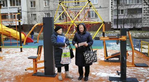 Насколько жители довольны качеством установленных детских площадок, покажет опрос