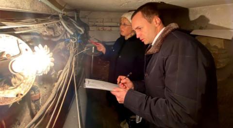 Проверки выполнения Управляющими организациями замечаний согласно дорожной карты в Электростали