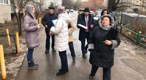 Недобросовестным управляющим организациям не место на рынке ЖКХ. Общественный контроль в Дзержинском