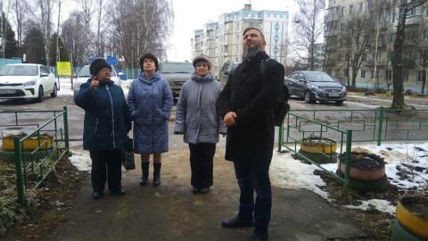 Общественный контроль жилого фонда в Дмитрове
