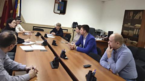 Детские и спортивные площадки в Черноголовке. Заседание общественной комиссии