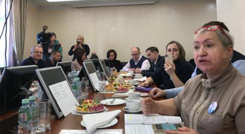 """Обращение с ТКО и работа Каширского регионального оператора. """"Прямой диалог"""" в Видном."""