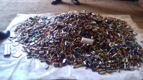 Утилизация опасных отходов в МКД в Мытищах