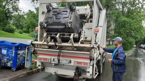 Общественный контроль работы Каширского регионального оператора в Дзержинском