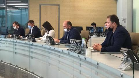 Совещание по вопросам ТКО в Центре управления регионом