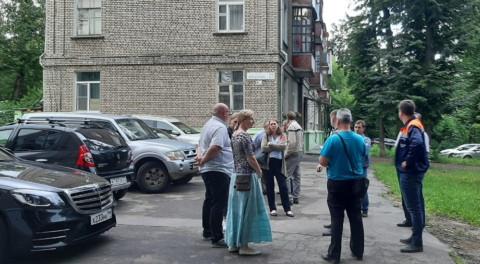 Общественный контроль работ по капремонту в Дзержинском