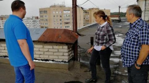 Проверка готовности МКД к зиме в Лыткарино