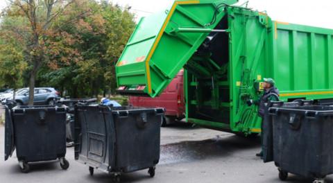 Дезинфекция мусорных контейнеров в Лобне