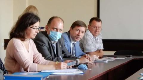 Встреча по начислениям, нормативам и расчетам в Жуковском