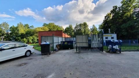 Мониторинг контейнерных площадок в Реутово