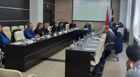 Кустовое совещание по вопросам подготовки объектов жилищно-коммунального хозяйства к осенне-зимнему периоду 2020–2021 годов