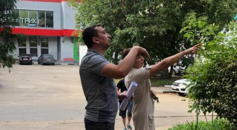 Общественный контроль в Ивантеевке