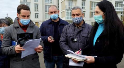 Встреча с жилищными активистами в Красногорске