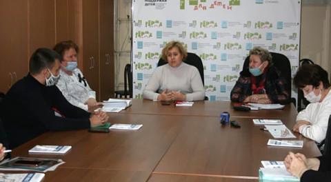 Круглый стол с председателями советов многоквартирных домов в Ступино