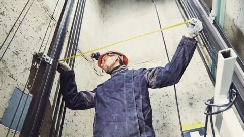 Весь лифтовой парк Подмосковья, отработавший свой нормативный срок, заменен