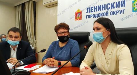 """Итоговый форум """"Управдом"""" в Ленинском городском округе"""