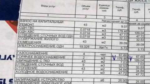 Повышение тарифа на горячую воду в Реутово