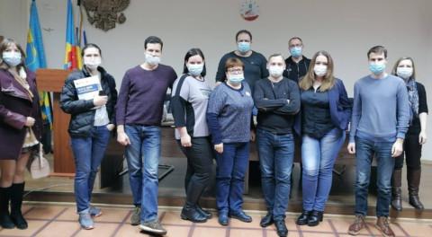 Встреча с инициативной группой жителей Бутово Парк 2