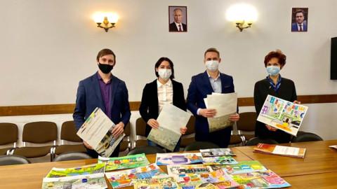 Подведены итоги Московского областного конкурса рисунков «ЖКХ глазами детей»