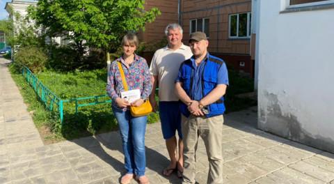 Весенние осмотры МКД в Жуковском
