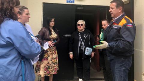 Выездное заседание по капитальному ремонту в Воскресенске