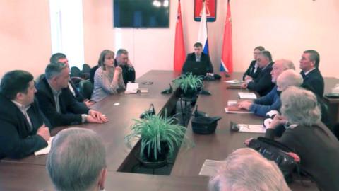 Вопросы заключения договоров на обслуживание внутриквартирного газового оборудования обсудили в Лыткарино