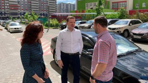 Встреча с руководством УК «ПИК-комфорт» в Красногорске