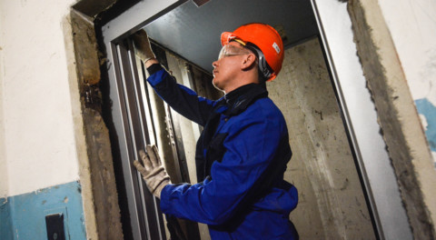 В Подмосковье сформирован дополнительный план программы по замене лифтов старше 20 лет