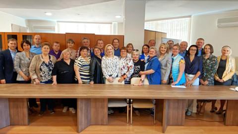 Заседание Координационного совета