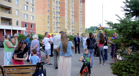 Встречи с жителями в Лыткарино