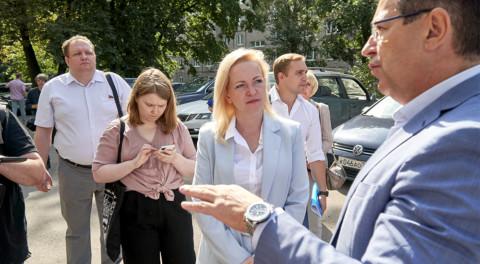 Осмотр объектов капитального ремонта в Видном