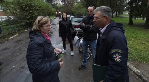 Общественный контроль в Дмитрове